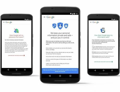 Google выпустил инструменты для контроля безопасности данных