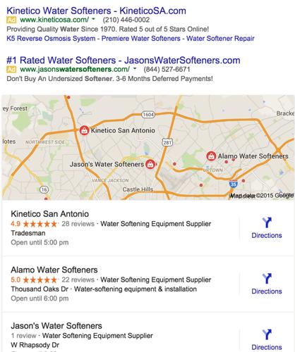 Google тестирует мобильный интерфейс выдачи на десктопах