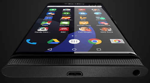 В интернете появилась информация о новых гаджетах BlackBerry, Google и Apple.
