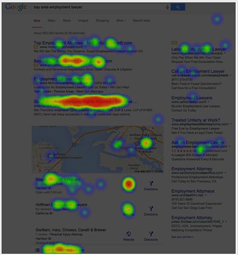Органические результаты поисковой выдачи Google генерируют почти 40% от общего количества кликов