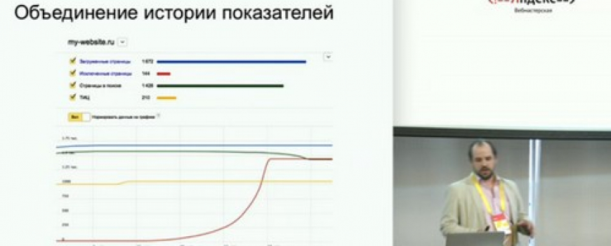 Яндекс запускает версию сервиса Вебмастер