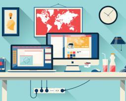 Большой корпоративный сайт: что он может предоставить?